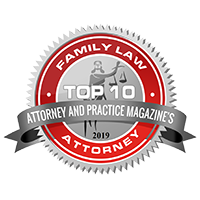 Family Law | Top 10 Attorney 2019 | Attorney And Practice Magazine